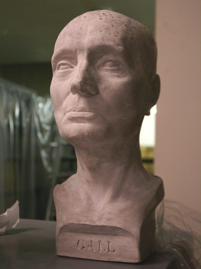 Borstbeeld Franz Joseph Gall