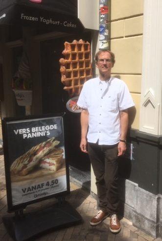 Wafel Utrecht juli 2019
