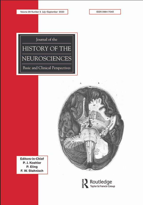 Journal of the History of the Neurosciences