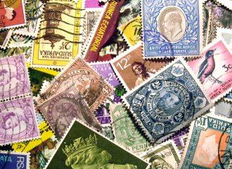 Verzamelen postzegels
