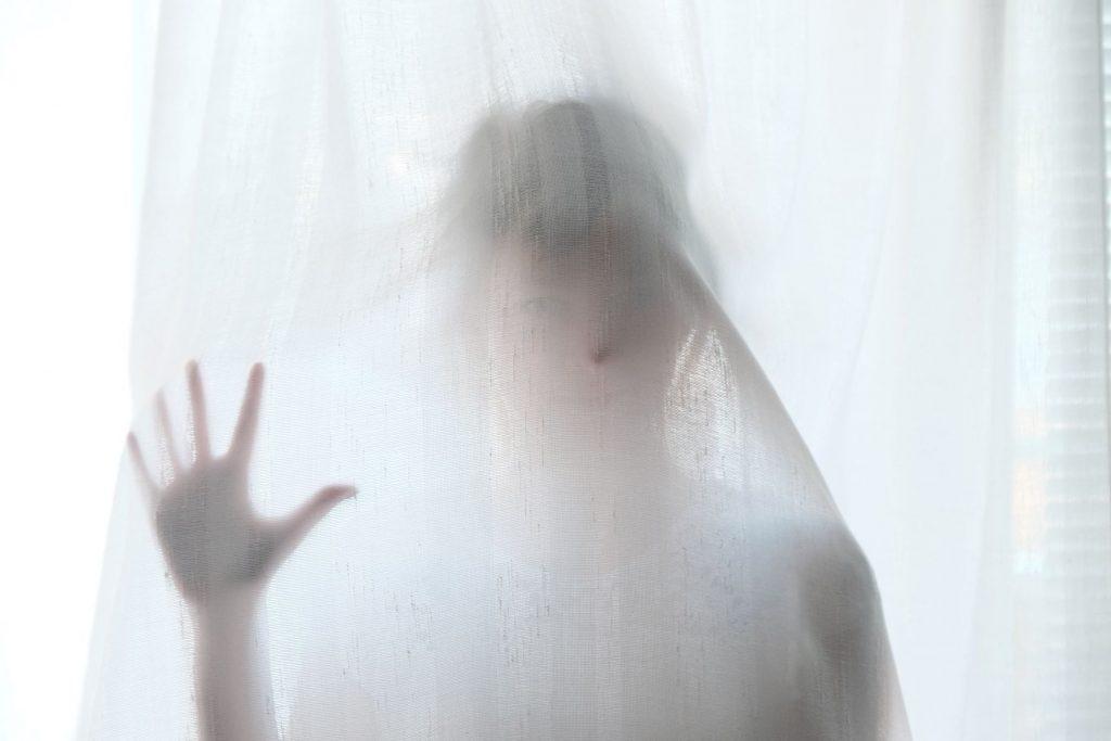 Paranormale geestverschijning